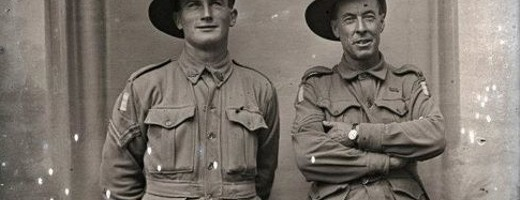 Identifying the Thuillier Collection – Australia's Lost Diggers Project