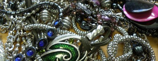 Family History Through the Alphabet Challenge: J is for [Heirloom] Jewellery