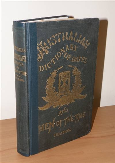 Australian Dictionary of Dates