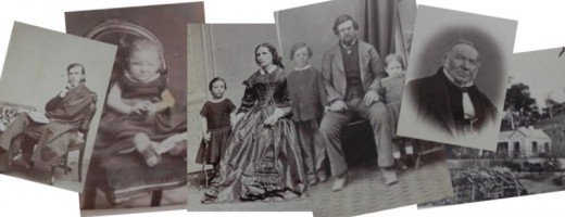 The Randell and Robbins Family Photo Album: But Who Are They?