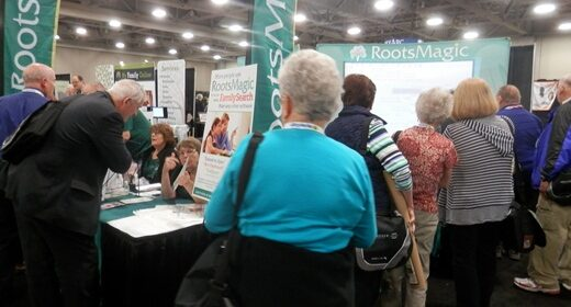 RootsTech – Day 2 The Fun Continues